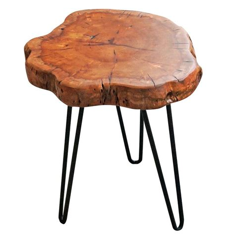 Sari Unique Surface End Table