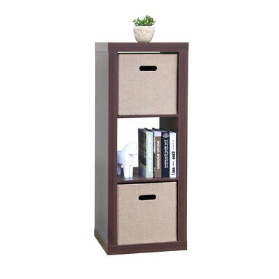 Sascha Stackable Standard Bookcase