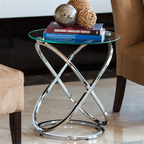 Saunders End Table