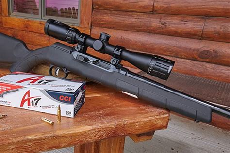 Gunkeyword Savage Arms 17 Hmr Scope.