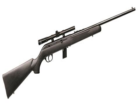 Savage-Arms Savage Arms 64fxp 22lr Semi-Auto Rifle Accessories.