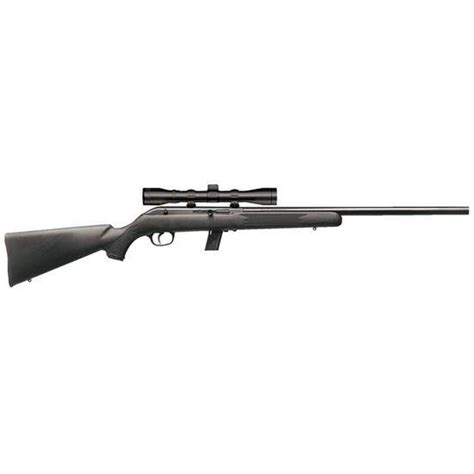 Savage-Arms Savage Arms 64fxp 22lr Semi-Auto Rifle With Scope For Sale.