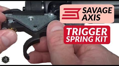 Savage-Arms Savage Arms Axis Trigger Upgrade.