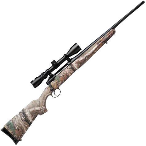 Savage-Arms Savage Arms Compact Rifle.