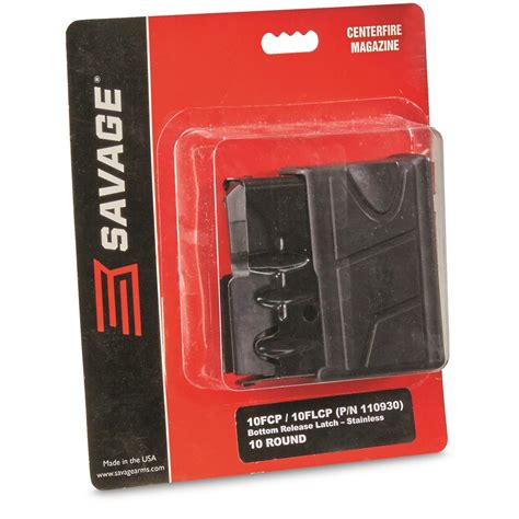 Gunkeyword Savage Arms Model 10 308 Magazine.