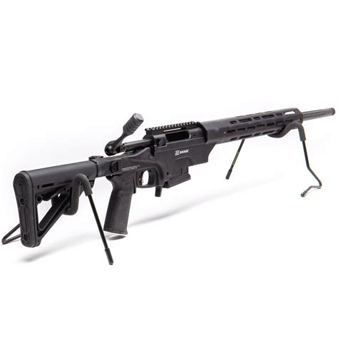Gunkeyword Savage Arms Model 10 Ashbury Precision Ordnance Chassis.