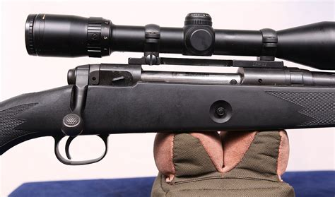 Savage-Arms Savage Arms Model 110 Vs 111.