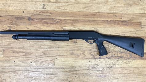 Savage-Arms Savage Arms Model 320 Pump Shotgun Review.
