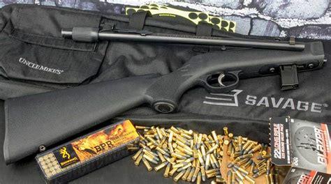 Savage-Arms Savage Arms Model 64f Review.