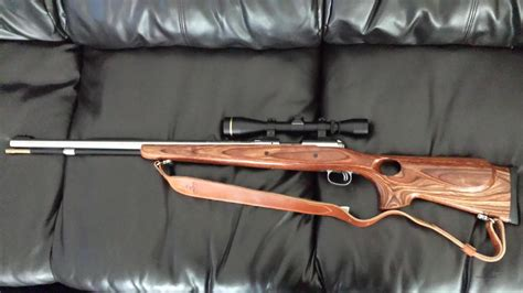 Savage-Arms Savage Arms Muzzleloader For Sale.