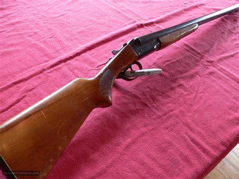 Savage-Arms Savage Arms Sears Shotgun.