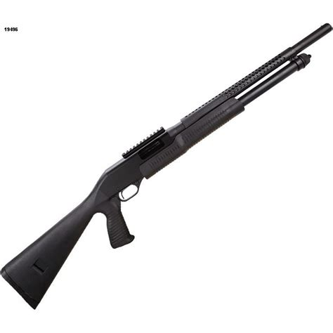 Savage-Arms Savage Arms Stevens 320 Pump Shotgun.