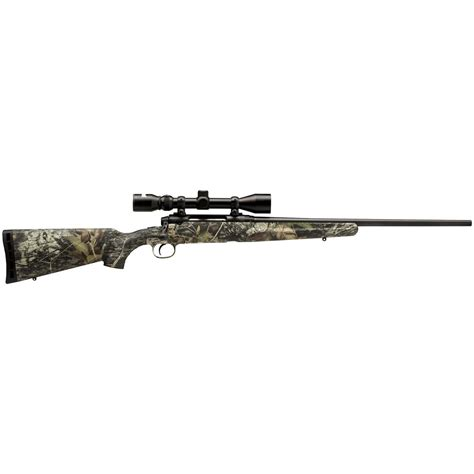 Rifle-Scopes Savage Axis Xp 270 Bolt Rifle With Scope Camo.
