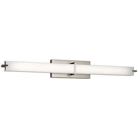 Scales Linear 1-Light LED Bath Bar