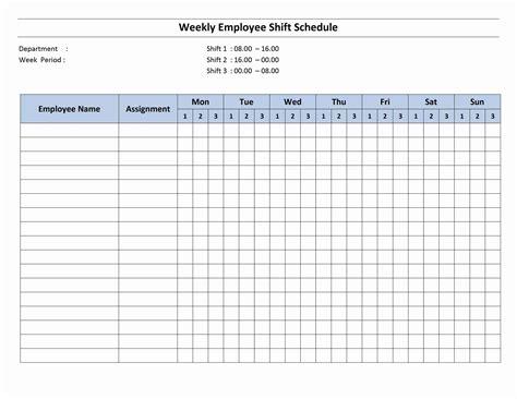 Schedule Work Hours Form Work Schedule Form Umass Amherst