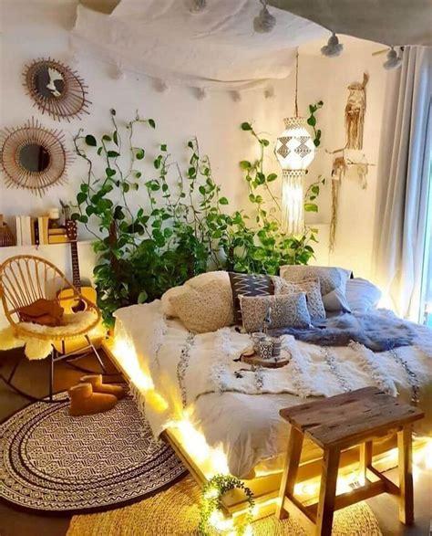 Schlafzimmer Einrichten Hippie