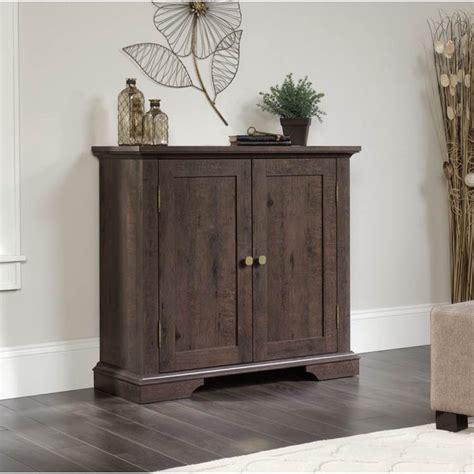 Scholz 1 Door Storage Accent Cabinet