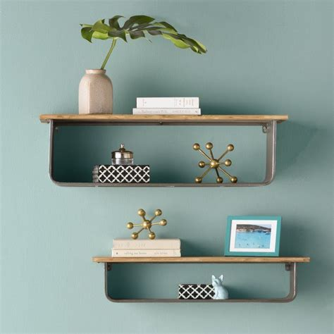Schoolhouse Accent Shelf