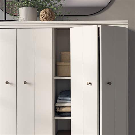 Schrank Weiß Ikea