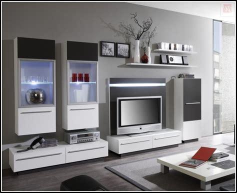 Schrankwand Wohnzimmer Ikea