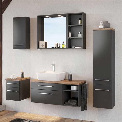 Schwarze Möbel Für Badezimmer Ohne Waschbecken Bomber