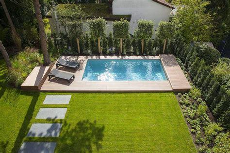 Schwimmingpools Für Kleine Gärten