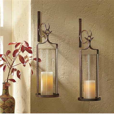 Sconce 2 Wall Shelf Set (Set of 2)