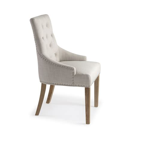 Scoop Club Upholstered Dining Chair