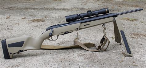 Rifle-Scopes Scope For A Steyr Scout Rifle.