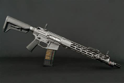 Wilson-Combat Scope For A Wilson Combat 556 Super Sniper.
