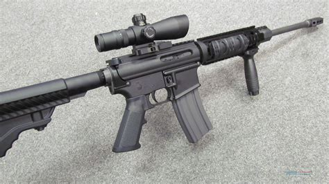 Rifle-Scopes Scope For Dpms Panther Arms Oracle Centerfire Rifle.