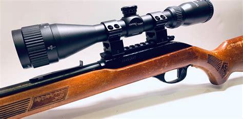 Rifle-Scopes Scope For Marlin 60 Rifle.