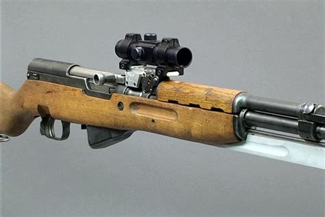 Rifle-Scopes Scopes For The Sks Rifle.