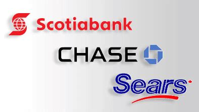 Chase Credit Card Canada Amazon Scotia Acquires Sears Canada Credit Card Portfolio From