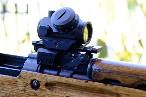 Rifle-Scopes Scout Rifle Scope Mount.
