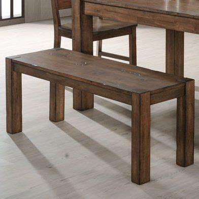 Scriba Wood Bench