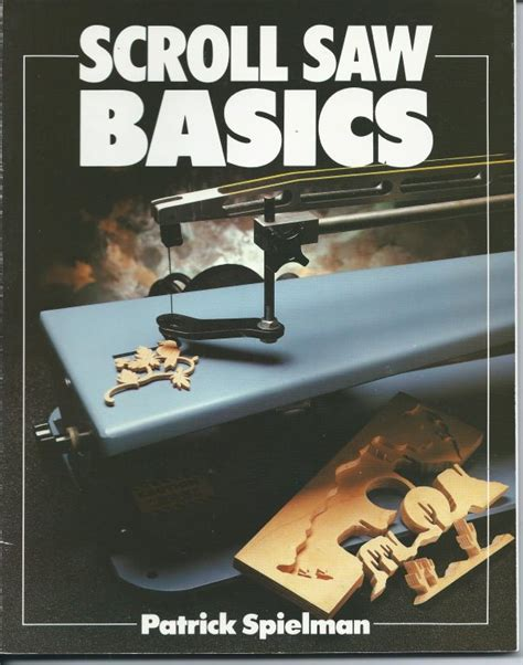scroll saw basics book