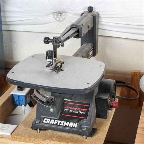 scroll saw craftsman 16 inch