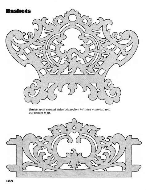 Scroll Saw Fretwork Patterns Pdf
