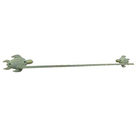 Sea Turtle Bath Towel Bar