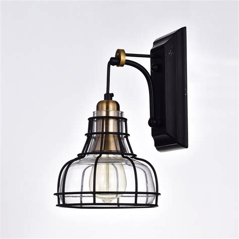 Sealey Indoor 1-Light Armed Sconce