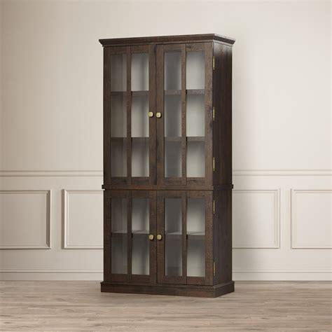 Sebastien Tall Display Cabinet
