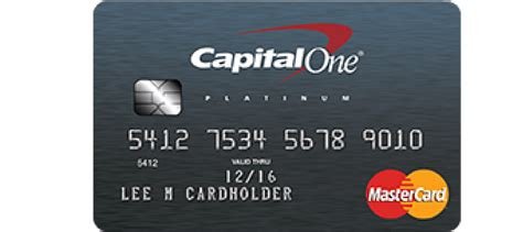 Secured Credit Card With Capital One Capital One Credit Cards Card Offers Credit