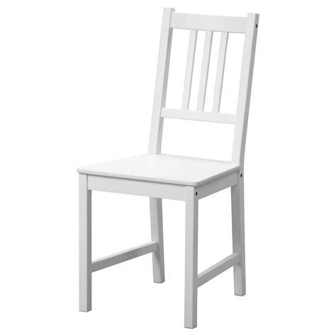 Sedia Stefan Bianca Ikea