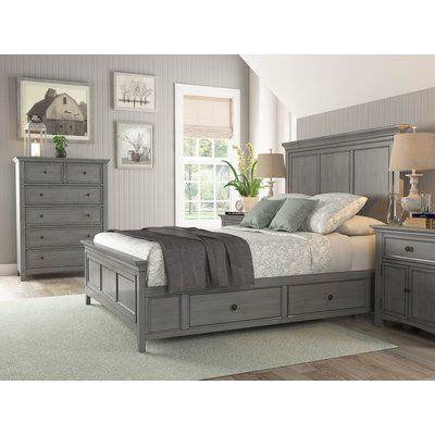Sefton Queen Storage Platform Bed byThree Posts