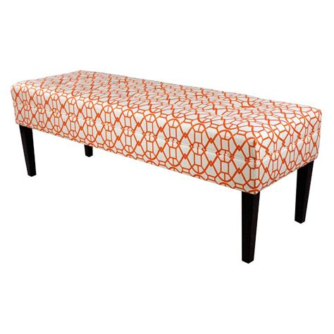 Seguis Upholstered Bench