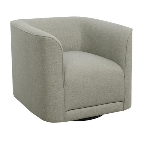 Seibert Swivel Barrel Chair