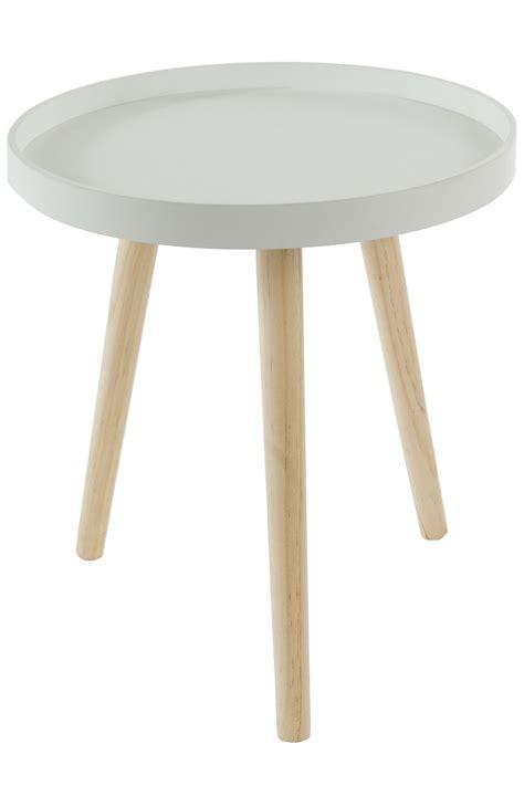 Select Beistelltisch Weiß Holz It S