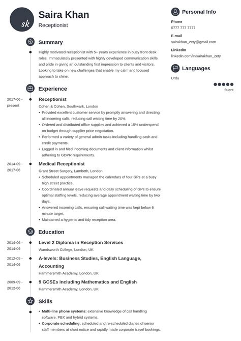 Professional cv writing service uk