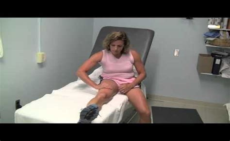 self massage legs video zz